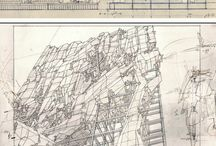 Architectuurschetsen