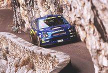 Subaru,rally