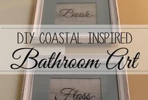 Bathroom Decor / by Jessica Campbell