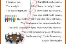 - english debate♡ -