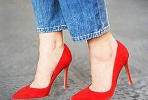 Tendance shoes / Chaussure de femmes : talons, compensés, sandales, ....