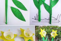Printemps fleurs