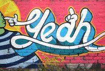 Simple Letter Graffiti