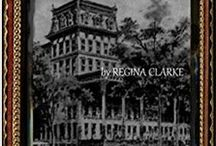 The Daguerreotype (short story) / Hallucination, or reality? Browsing in an old shop, Professor Harry Inman comes across the image of a famous hotel in the town of Saratoga Springs, NY that was placed on a fragile piece of glass in 1847, an early photograph called a daguerreotype. The image becomes an unexpected window into the past, one that pulls him into its world.