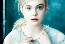 06 Elle Fanning / Model Actress Elle Fanning