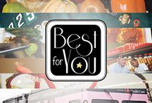 Best For You 2014 / Today's Woman has picked the Best For You! We'll definitely be visiting these great businesses around Louisville in 2014 for health care, weight loss help, hormone services, healthy eating, and more.