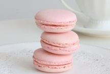 Sweet Pastels & macaron