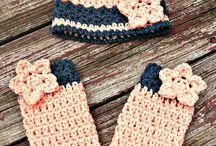 polainas  crochet