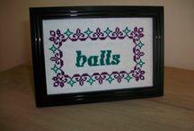 balls / by beth anne service