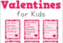 Valentine's Day with the Kids / Valentine's Day with the Kids: celebrating, Valentine's outfits, crafts and activities, sweet treats and Valentine's Day gifts for baby and toddler
