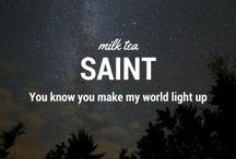 """All Angel Vibes with 'Saint' / A """"Saint"""" é uma categoria de produto que permite-te relaxar e estar em sintonia com vibrações positivas. Esta linha inclui os produtos: """"Stairway to Heaven"""", """"Angel Vibes"""" e """"Golden"""": http://bit.ly/2gMZIJT"""