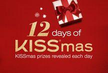 12 Days of KISSmas