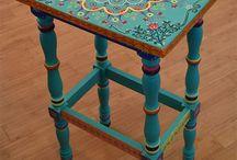 paintes furniture