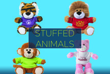 Promotional Stuffed Animals / Fluff up your marketing with these adorable stuffed animals, that can be custom printed with your branding. Use it as an offbeat, yet advantageous giveaway at your next event to connect with audiences of all ages.  / by Pinnacle Promotions