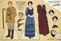 Downton Abbey Obsession / by Roberta Phillips