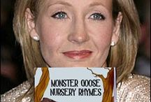 What Celebrities Aren't Saying about Monster Goose Nursery Rhymes / False endorsements for the picture book Monster Goose Nursery Rhymes (www.birchtreepub.com/mgnr.htm) from a range of celebrities.