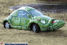 Lustiges Bild für das neue Auto