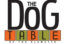 The Dog Table / by ScoutDog Studios