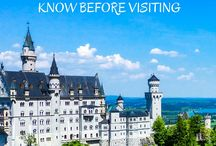 What to See & Do in Germany & Austria