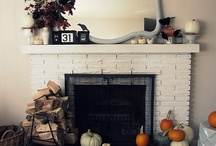 spooky decor / by Katie Brown