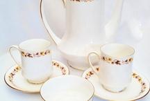 Autumn Tea / by Lavender Rose Cottagey