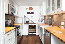 Alair Homes Vancouver - Shaughnessy Condo Kitchen Renovation / by Alair Homes