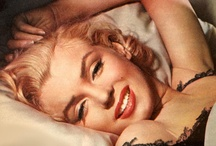 Marilyn / The infamous Marilyn Monroe / by Gina Marie Santore