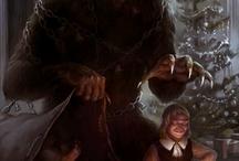 Gods & Monsters / Folklore, mythology, stories
