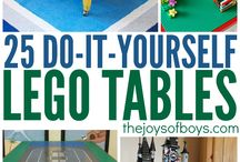 DIY - Lego table