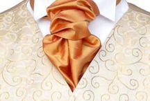 Cravaton/Ascot tie
