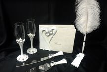 Wedding Ceremony Sets / Our beautiful sets are sure to become treasured keepsakes of your special day