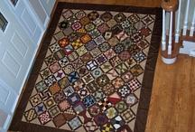 Farmers's wife sampler quilt