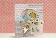 Sizzix Dies by Stephanie Barnard / Sizzix Flip-it Card Dies, Framelits, Framelits with Stamps designed by Stephanie Barnard.   / by Stephanie Barnard