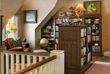 Home Offices and Libraries of My Dreams