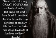 ❤ The Hobbit & Lord Of The Rings