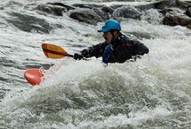 Kayaking in Colorado