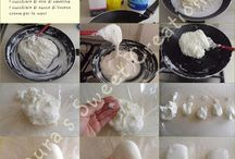 Pasta di mais e biarbonato