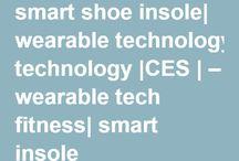 smart shoe smart insoles / smart shoes and smart insoles