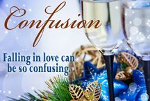 Christmas Confusion #Romance #Ebook / Will a holiday weekend full of chaos, confusion and a little bit of charm finally get Bailey and Max on the right track? Or will a few innocent caresses lead to more Christmas confusion?  Amazon: http://www.amazon.com/Christmas-Confusion-Monica-Garry-Allen-ebook/dp/B00NHZ4ES4/