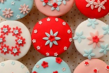 cupcakes and cakes / Cake decoration ideas