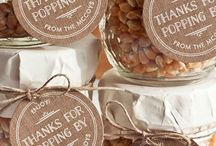 ConfettiFavors / Idee per piccoli cadeaux , bomboniere, pensieri speciali