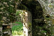 Παλιός Προσεισμικός Οικισμός, Άγιοι Πάντες, Γαλάρο - Ζάκυνθος / Old pre-earthquake settlements, Agioi Pantes, Galaro - Zakynthos
