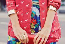 Fashion Inspiration / French, Vintage & Retro Glamor with a Modern Edge / by Alyssa Boisson