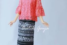 ethnic batik