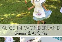 Special theme - Alice in the Wonderland
