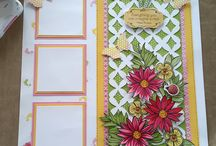 Scrapbook Ideas - Spring / by Diane Jones