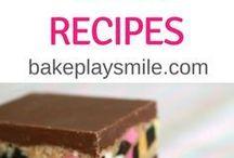 Slices, Brownies & Bites