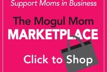 mommy stuff / by Shasta Blacketer