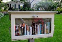 Mini Biblioteca - sonho