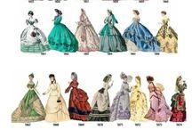 História da moda ✨